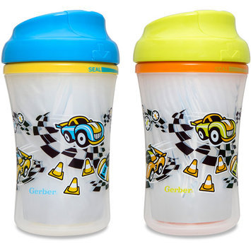 Gerber Graduates 2-pk. 9-oz. Advance Sippy Cups by Nuk
