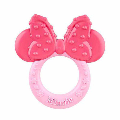 NUK Disney Minnie Mouse Teether - Pink