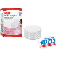 NUK Ultra Thin Nursing Pads - 66 Count
