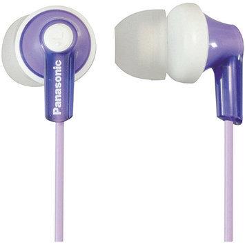 Panasonic RP-HJE120-V Earphone - Stereo - Violet