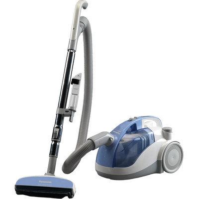 Panasonic MC-CL310 Bagless Canister Vacuum Cleaner, Light Blue finish