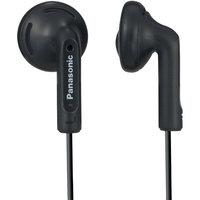 Panasonic Earbud Headphones - Black RP-HV096-K