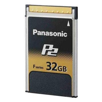 PANASONIC SOLUTIONS AJ-P2E032FG 32GB P2 CARD. F SERIES. SUPPORTS AVC
