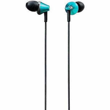 Ecouteurs-boutons Panasonic ErgoFit - Bleu