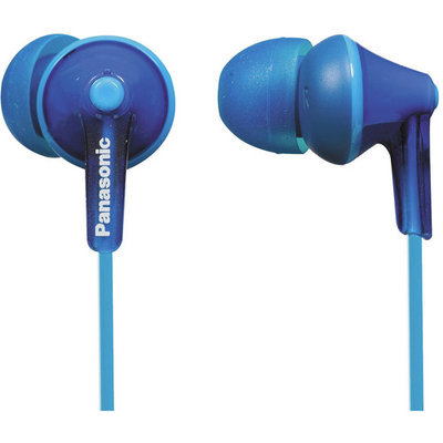 Panasonic Canal Insidephone - Stereo - Orange - Mini-phone - Wired - 10 Hz 24 Khz - Earbud - Binaural - In-ear - 3.61 Ft Cable (rp-hje125-d)