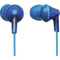 Panasonic Rp-hje125-z Hje125 Ergofit In-ear Earbuds [turquoise Blue]