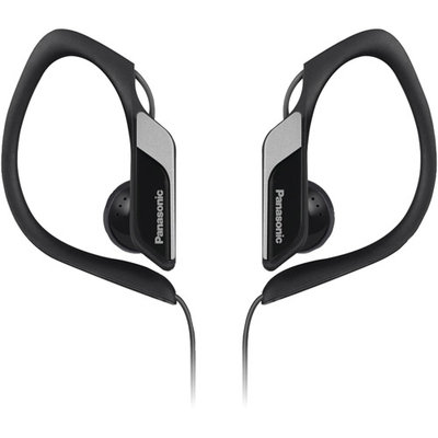 Panasonic Rp-hs34-w Earphone - Stereo - White - Mini-phone - Wired - 23 Ohm - 10 Hz 25 Khz - Nickel Plated - Over-the-ear Earbud - Binaural - Outer-ear - 3.94 Ft Cable (rp-hs34-w)