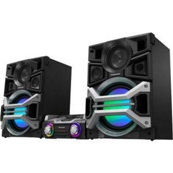 Panasonic Sc-max670 Mini Hi-fi System - 800 W Rms - Cd Player - 2 Channel[s] - Fm - 3300 W Pmpo - 2 Speaker[s] - Cd-da, Mp3 - USB (scmax670)