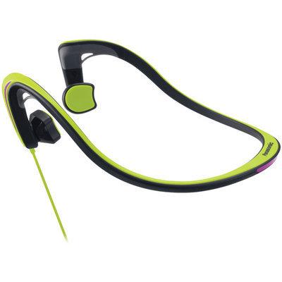 Panasonic Open-Ear Bone Conduction Headphones with Reflective Design