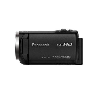 Panasonic HC-V270 HD Wi-Fi Video Camera Camcorder