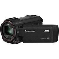 Panasonic HC-VX870 4K Ultra HD Wi-Fi Video Camera Camcorder with Wireless Smartphone Twin Video Capture