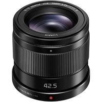 Panasonic LUMIX G 42.5mm f/1.7 Aspherical Power O.I.S. Lens for Micro Four Thirds System
