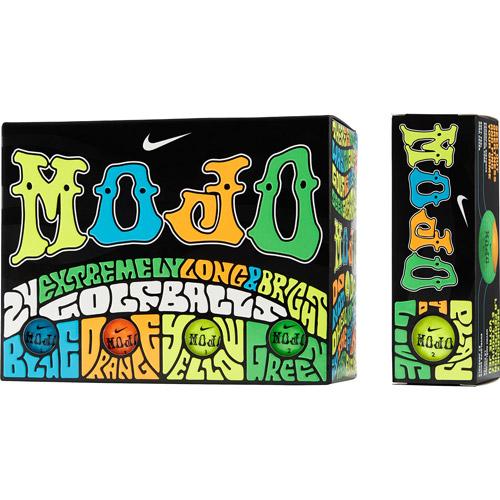 Nike Mojo Golf Balls - 24-Pack