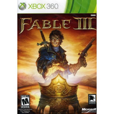 Fable 3 XB360 by XB360