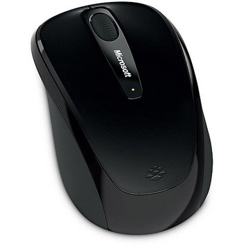 Micro Innovations Microsoft 3500 Wireless Mobile Mouse - Wireless - Gray - USB