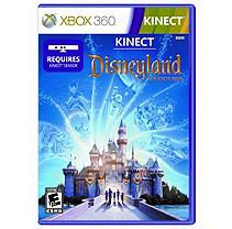 Microsoft Corp. Microsoft Kinect Disneyland Adventures Game for Xbox 360