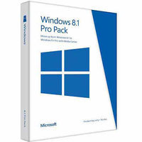 Microsoft Corp. Win Pro Pack Direct 8.1 32/64 All Lng PUP PK Lic Onl NR Win