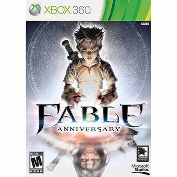 Microsoft Xbox 49X-00001 Fable Annivers Launch Ed X360