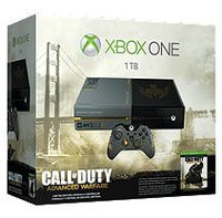 Microsoft Corp. Xbox One Limited Edition Call of Duty: Advanced Warfare Bundle