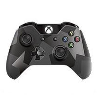 Microsoft Corp. Microsoft - Special Edition Covert Forces Wireless Controller For Xbox One - Camouflage