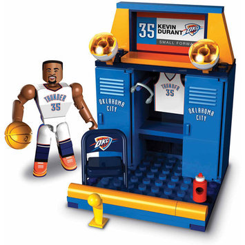 The Bridge Direct NBA Locker Room Starter Sets - Kevin Durant