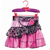Cartwheel Kids Ever After High Petti Skirt - Briar Beauty