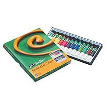 School Specialty Sax True Flow Students Oil Paint Set, 0.4 Ounce Tube, Assorted Color, Set of 24