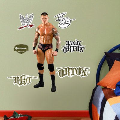 Fathead Randy Orton Wall Decals