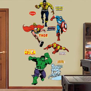 Classic Fantastic Four Fathead