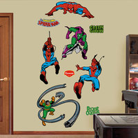 Fathead Classic Heroes Wall Graphic