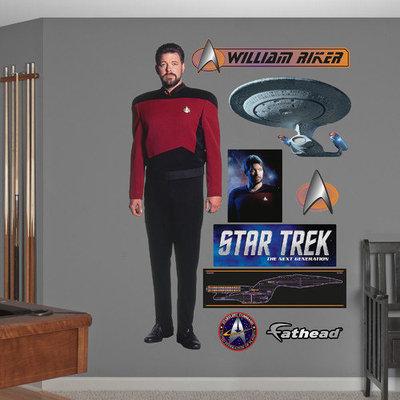 Captain William Riker Fathead