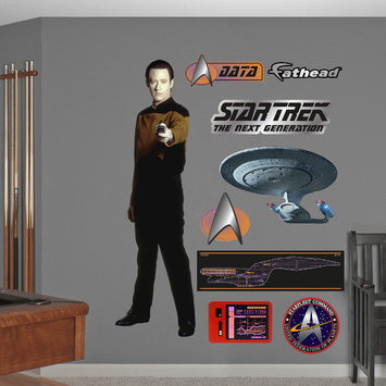 Lieutenant Commander Data Fathead