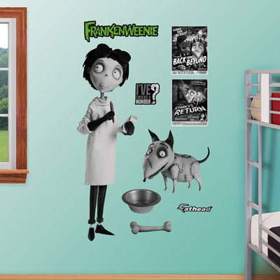 Frankenweenie Collection Fathead