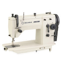 Reliable 20U73 Zig-Zag Straight Sewing Machine- WHITE