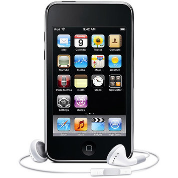 Apple iPod Touch - 3rd Generation