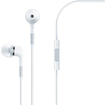 Apple Computers Apple In-Ear Headphones with Remote and Mic
