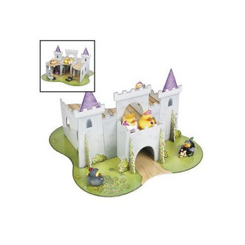 Oriental Trading Company Fairy Tale Castle Play Set - Gifts for Kids