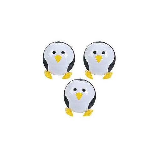 Oriental Trading Company 12 ct - Inflatable Penguin Beach Balls
