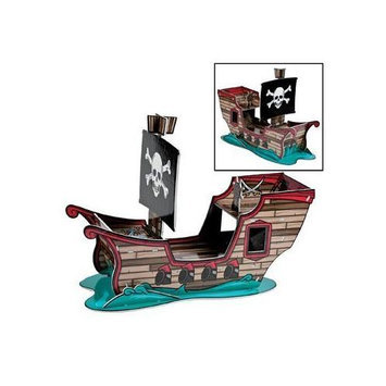 Oriental Trading Company Pirate Ship Play Set - Gifts for Kids