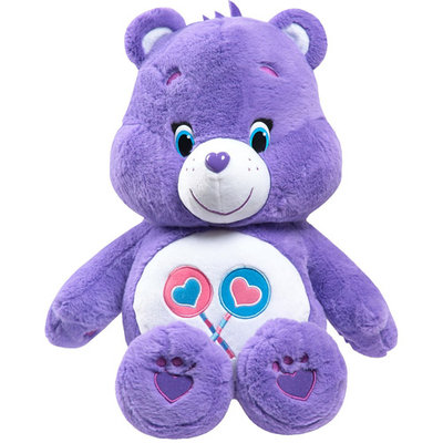 Just Play Care Bear Large Value Plush - Share