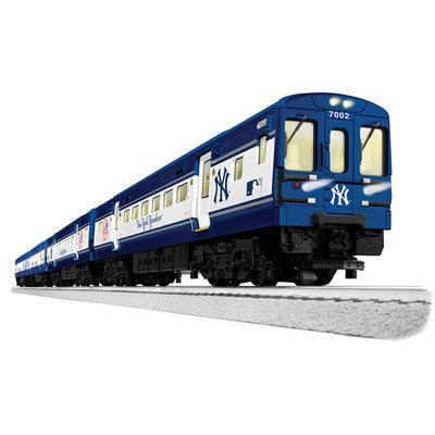 Lionel Yankees Mets Subway Series O Gauge Train