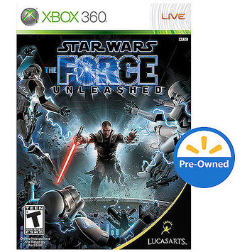 Lucas Arts Star Wars: The Force Unleashed PRE-OWNED (Xbox 360)