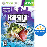 Activision Rapala For Kinect (Xbox 360) - Pre-Owned