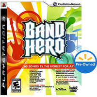 Activision Band Hero PRE-OWNED (PlayStation 3)