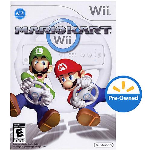 Mario Kart PRE-OWNED (Nintendo Wii)