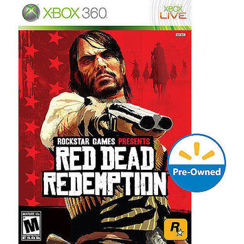 Rockstar Games Red Dead Redemption PRE-OWNED (Xbox 360)