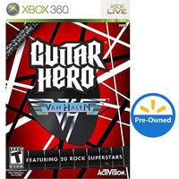 Activision Guitar Hero: Van Halen PRE-OWNED (Xbox 360)