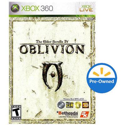 Bethesda Oblivion: The Elder Scrolls IV (Xbox 360) - Pre-Owned