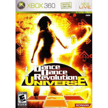 Konami Digital Entertainment DDR Universe (Game Only) - Pre-Owned (Xbox 360) - Pre-Owned