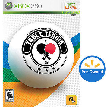 Rockstar Games Table Tennis (Xbox 360) - Pre-Owned